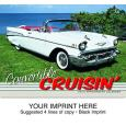 """Convertible Cruisin"" Full Color Calendars"