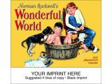 "- ""Norman Rockwell Wonderful World"" Full Color Calendars"