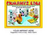 """Murphy's Law"" Full Color Calendars"