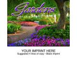 """Gardens"" Full Color Calendars"