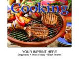 """A Taste for Cooking"" Full Color Calendars"