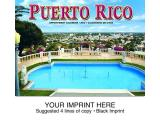 """Puerto Rico"" Full Color Calendars"