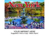 """New York"" Full Color Calendars"