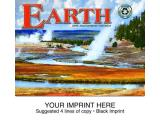 """Earth"" Full Color Calendars"