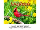 """Nature's Songbirds"" Full Color Calendars"