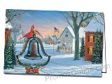American Holiday Personalized Greeting Card