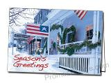 Patriotic Greetings Giveaway Custom Greeting Card