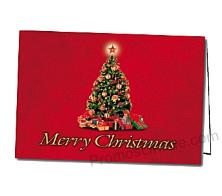 Christmas Tradition Personalized Greeting Card