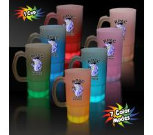 20 oz Handled LED Light Up Stein