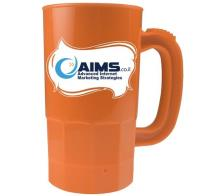- 16 oz Plastic Beer Stein Mugs