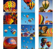 "Promotional ""Balloons"" Wall Calendars"