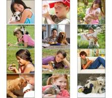"Promotional ""Best Friends"" Wall Calendars"