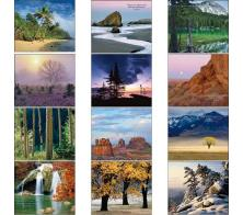 "Promotional ""Inspirations for Life"" Wall Calendars"