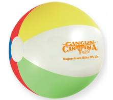 "24"" Promotional Custom Beach Ball"