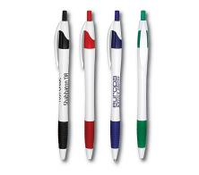 Custom Logo Promotional Personalized The Gripped Slimster Pen