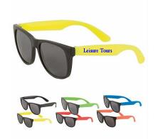 Personalized Adult Square Printed Sunglasses