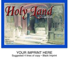 """Art of the Holy Land - Catholic"" Full Color Calendars"