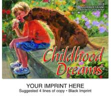 """Childhood Dreams"" Full Color Calendars"