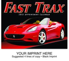 """Fast Trax"" Full Color Calendars"