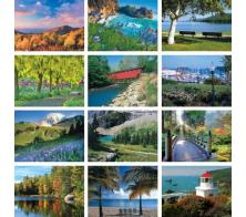 """Smart Living"" Full Color Calendars"