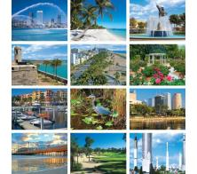 """Florida"" Full Color Calendars"