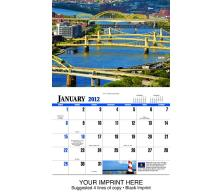 """Pennsylvania"" Full Color Calendars"