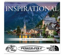 """Inspirations"" Cheap Promotional Calendars"