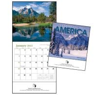 "Promotional ""Landscapes of America"" Mini Wall Calendars"