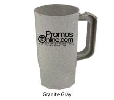 - 32 oz Custom Personalized Plastic Beer Mug Cups -